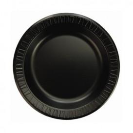 Plato Termico Foam Negro 150 mm Laminado PE (125 Uds)