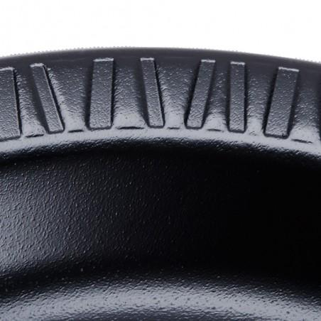 Plato Termico Foam Negro 180 mm (1.000 Uds)