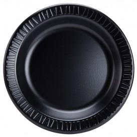 Plato Termico Foam Negro 260 mm Laminado  (125 Uds)