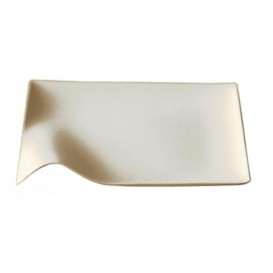 Plato Wasara Biodegradable Kaku M 150x150x26 mm (50 Uds)