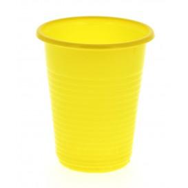 Vaso de Plastico Amarillo