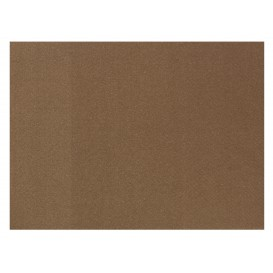 Mantelito de Papel 300x400mm 40g Marron (1.000 Uds)