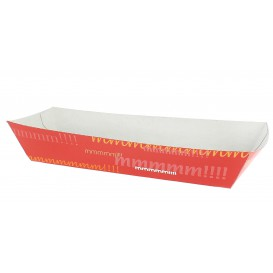 Barqueta Hot Dog 17,0x5,5x3,8cm (1.000 Uds)