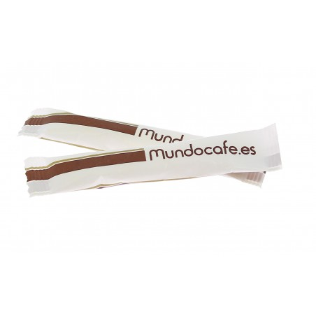 Stick de Azucar MundoCafe.es 7g (100 Unidades)
