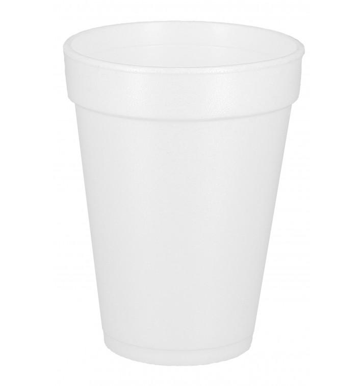 Vaso Termico Foam EPS 20Oz/600ml Ø9,4cm (500 Unidades)
