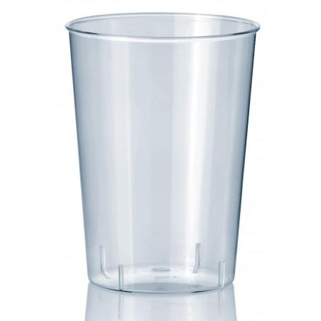 Vaso Inyectado Transparente PS 70ml (45 Uds)