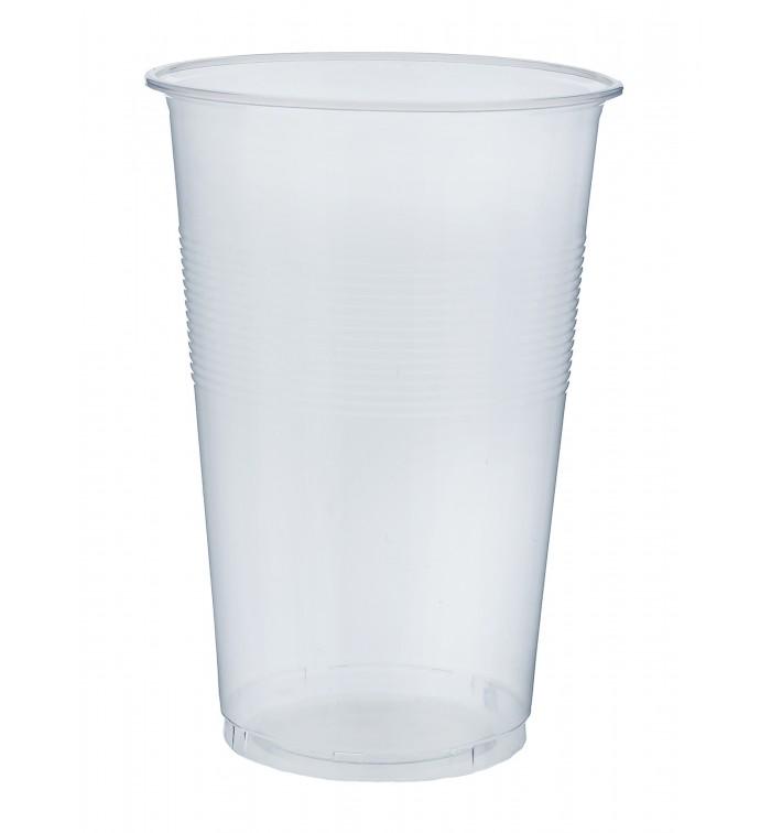 Vaso de Plastico PP Transparente 450 ml (1600 Unidades)