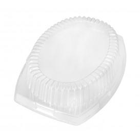 Tapa de Plastico Transparente 230x180 mm (500 Uds)