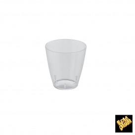 Vaso Degustacion Punto Transp. 60 ml (25 Uds)