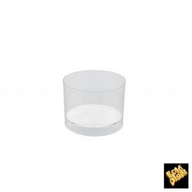 Vaso Degustacion Zero Transp. 60 ml (15 Uds)