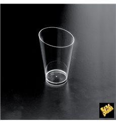 Vaso Degustacion Conico Transparente 70 ml (500 Unidades)