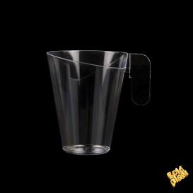 Taza de Plastico Design Transparente 155ml (144 Uds)