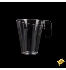 Taza de Plastico Degustacion Design Transp. 155ml (144 Uds)