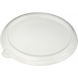Tapa de Plastico Transparente para Bol 500ml Ø15cm (500 Uds)
