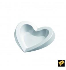 Plato Degustación Plastico Free Blanco 15ml (500 Uds)