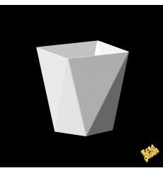 """Vaso de Degustacion """"Diamond"""" Blanco 100 ml (500 Uds)"""