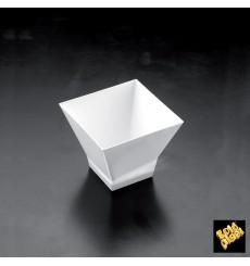 Vaso de Degustacion Pagoda Blanco 120ml (500 Uds)