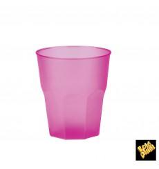 Vaso de Plastico Fucsia PP 250ml (200 Uds)