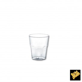 Vaso Plastico Chupito Transp. PS Ø37mm 20ml (50 Uds)