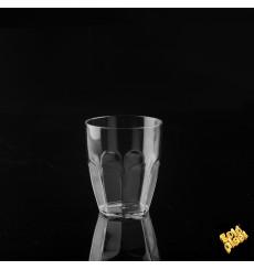 Vaso de Plastico Transparente SAN 355ml (6 Uds)