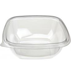 Bol de Plástico Shallow Ensaladera PET 250ml (500 Uds)