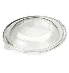 Tapa de Plástico para Ensaladera PET Ø140mm (50 Uds)