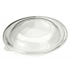 Tapa Alta de Plástico para Ensaladera PET Ø140mm (500 Uds)