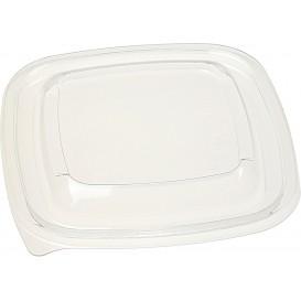 Tapa de Plástico para Bol PET 125x125mm (500 Uds)