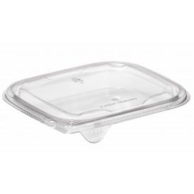 Tapa Plana Plástico para Bol PET 14x12cm (63 Uds)