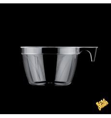 Taza de Plastico Cup Transparente 190ml (1000 Uds)