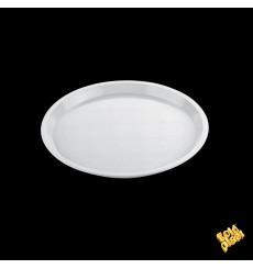 Bandeja Plastico Tray Blanco Ø32cm (25 Uds)