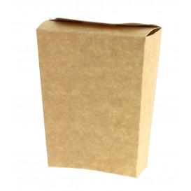 Envase Kraft Cerrado para Fritas (450 Uds)