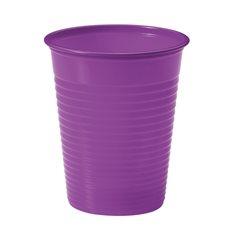 Vaso de Plastico Violeta PS 200ml (3000 Uds)