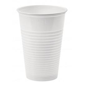 Vaso de Plastico PP Blanco 230ml Ø7,0cm (3000 Uds)