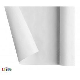 Mantel de Papel Rollo Blanco 1,2x7m (25 Uds)