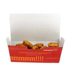Caja Comida para Llevar 16,5x7,5x6cm (600 Uds)