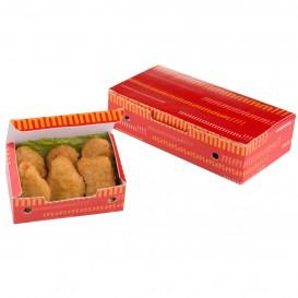 Caja Comida para Llevar Mediana 145x90x45mm (450 Uds)
