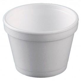 Tarrina Termico Foam Blanco 12 Oz/355ml Ø11cm (500 Uds)