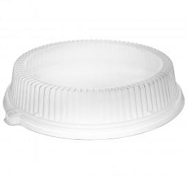 Tapa de Plastico Transparente para Plato Ø260mm (125 Uds)