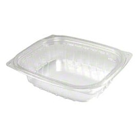 "Envase Plastico OPS ""ClearPac"" Transparente 237ml (63 Uds)"