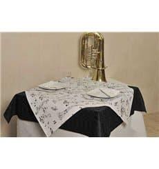 """Mantel de Papel Cortado """"Musical"""" 37g (400 Uds)"""