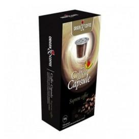 Cápsulas Café Compatibles Nespresso*- Café Suprem (10 Uds)