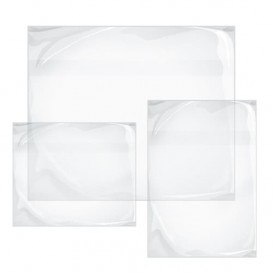Sobres Autoadhesivos Packing List Transp. 330x235mm (250 Uds)