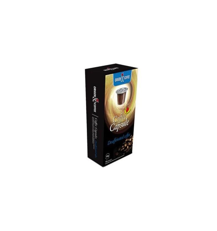 Cápsulas Café Compatibles Nespresso*- Descafeinado (10 Uds)