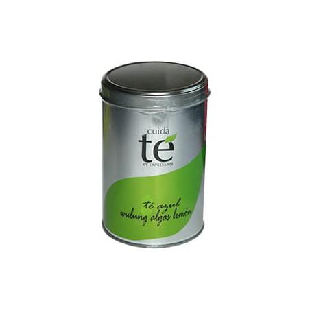 Té Azul con Algas y Limón a Granel 100 gr.