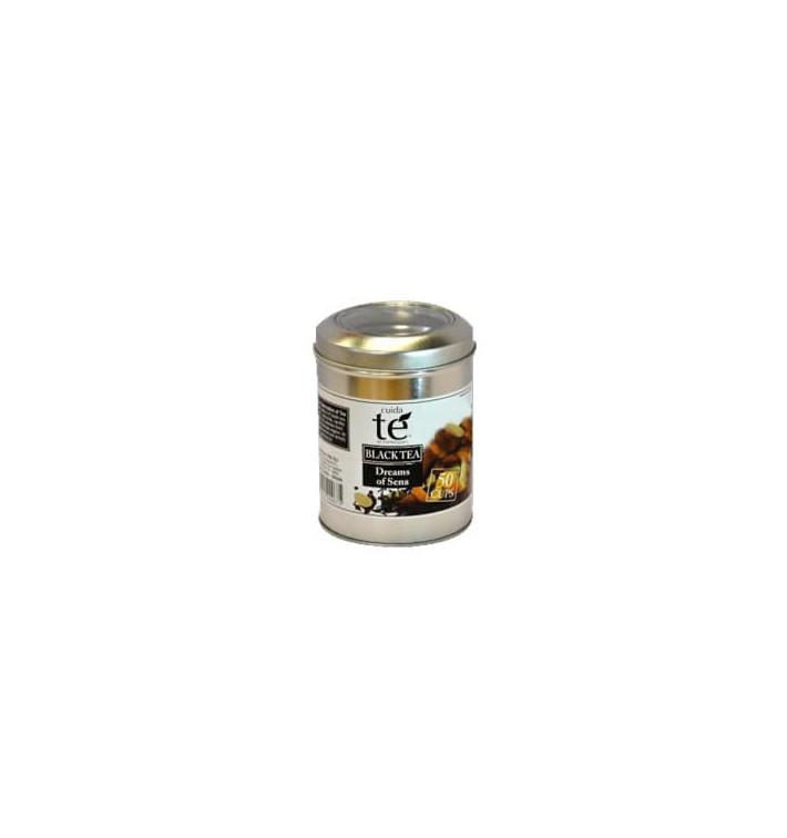 Té  Negro - Sueños Sena (Canela y Naranja) Granel 100 gr.