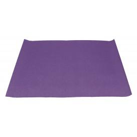 Mantel Individual de papel 30x40cm Lila 40g (1.000 Uds)