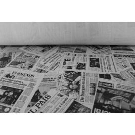 "Mantel Papel Rollo ""Prensa"" 1,2x100m 37g (6 Uds)"