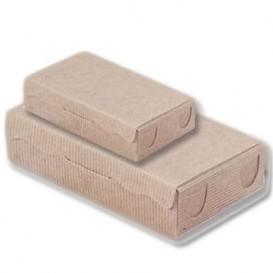 Caja para Dulces y Bombones Kraft 20x13x5,5cm 1000g (50 Uds)