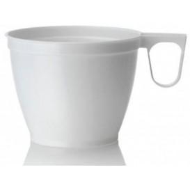 Taza de Plastico Blanca 180ml (50 Unidades)